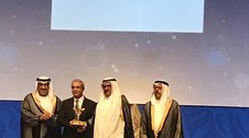 La Fondation a remporté le prix Sheikh Hamdan Award for Medical Sciences